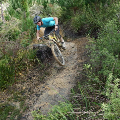 mike on tuatara lower - jeff carter