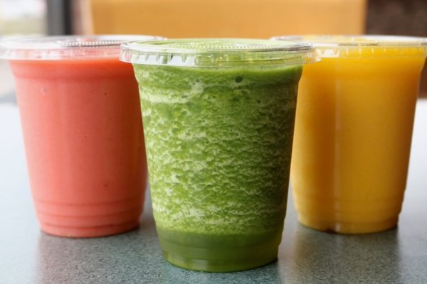 30. Cafe smoothies